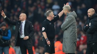 Arsenal manager Arsene Wenger handed four match touchline ban