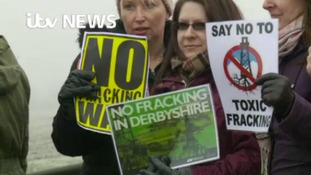 Derbyshire villagers launch campaign after application to drill for shale gas
