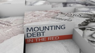 In The Red: Mounting Debt In The North East
