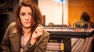 Eurovision: Former X Factor hopeful Lucie Jones to represent Britain