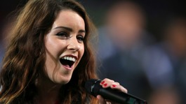 Eurovision: Welsh singer Lucie Jones to represent Britain