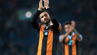 Hull forward Robert Snodgrass