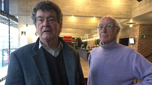 Mersey Sound poets Roger McGough and Brian Patten: 50 years on
