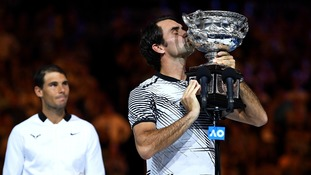 Federer beats Nadal in thrilling Australian Open final