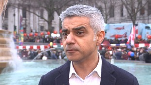 London Mayor calls for Trump state visit to be cancelled.