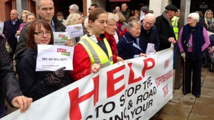 Campaigners are lobbying trustees who are holding a meeting today