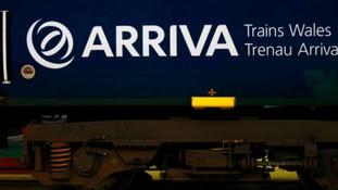 TRAINS: ARRIVA TRAINS WALES - SHROPSHIRE