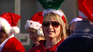 Silloth Santa Dash