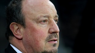 Rafa Benitez felt Newcastle United didn't take their chances as they were defeated 3-0 by League One opponents Oxford United