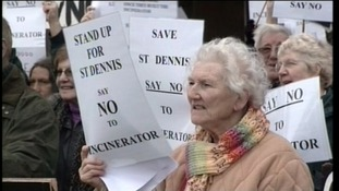 Incinerator Decision Overruled