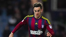 Tom Lawrence will not be allowed to leave Ipswich Town this month.