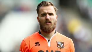 Jak Alnwick started his career at Newcastle United