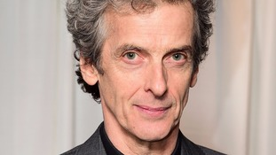 Doctor Who star Peter Capaldi.