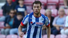 Yanic Wildschut has been in great form for Wigan.