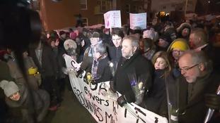 Justin Trudeau mosque attack