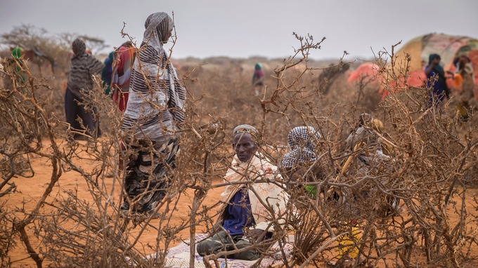 People in the Somali region in Ethiopia are facing another drought