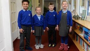 School lets pupils wear slippers in bid to improve grades