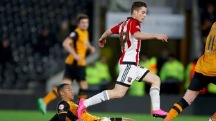 Sergi Canos looks set for a move back to Brentford.
