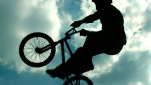 Deaf kids getting involved in BMX