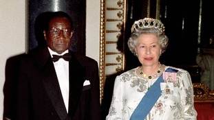Controversial state visit? The Queen's been here before