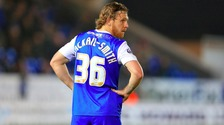 Mackail-Smith is back at Peterborough United.