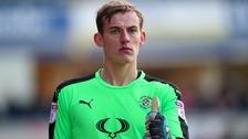 Christian Walton has been recalled by Brighton.