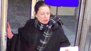 A stolen bank card was used in several shops in Norwich.