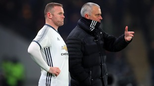 Mourinho: Rooney will not leave Man United this month