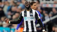 Cheick Tiote spent six and half years at Newcastle scoring one goal in 129 appearances
