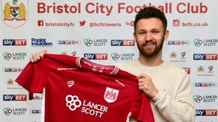 Bristol City sign Matty Taylor from rivals Bristol Rovers
