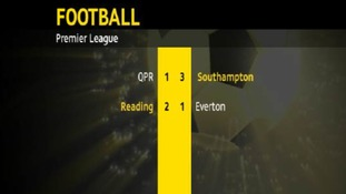 Premier League results