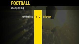 Brighton result