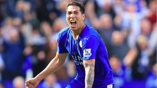 Leicester's Leonardo Ulloa has rejected SAFC's third bid