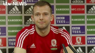 Boro's Jordan Rhodes signs for Sheffield Wednesday