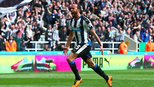 The England international could return to Tyneside on loan