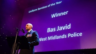 West Midlands Police Officer a national role model