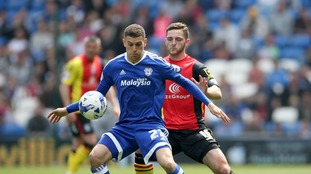 Stuart O'Keefe is now an MK Dons player.