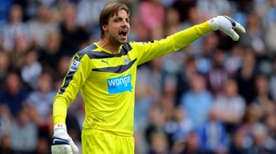 Tim Krul went on-loan to Dutch club Ajax at the start of the 2016/2017 season but returned back to Newcastle United in January