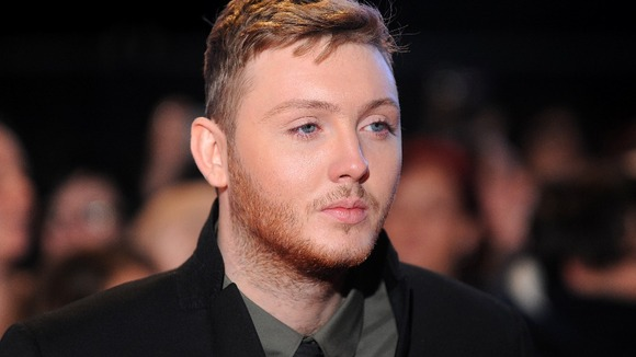 James Arthur.