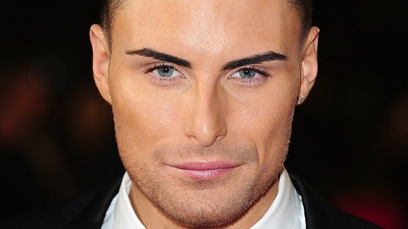 Rylan Clark.