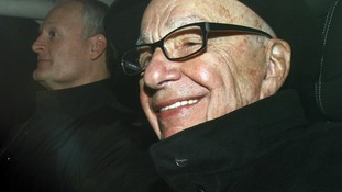 Police Chiefs dined with Murdoch