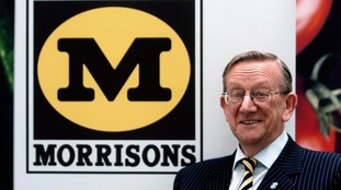 Morrisons chief Sir Ken Morrison has died aged 85