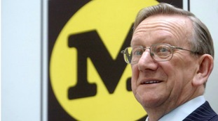 Driving force behind Morrisons supermarket Sir Ken Morrison dies