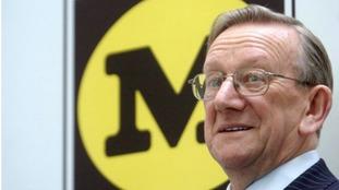 Driving force behind Morrisons supermarket Sir Ken Morrison dies