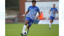 Josh Laurent played 33 times for Hartlepool United