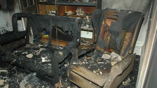 Gareth Dack set fire to Mrs Bell's home after killing her