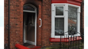 Norma Bell's Hartlepool home