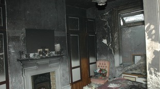 Dack was also found guilty of arson after setting fire to Mrs Bell's home