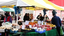 Loughborough market has been crowned best large outdoor market