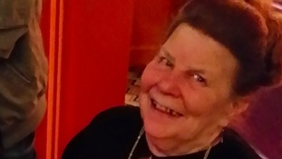 Jean Childs died on the scene on the A120 at Colchester Road.